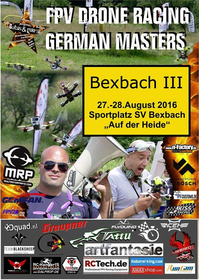 FPV Drone Racing German Masters