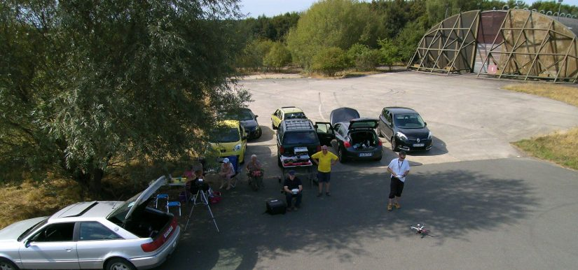 Multikopter und FPV Racing in Sembach