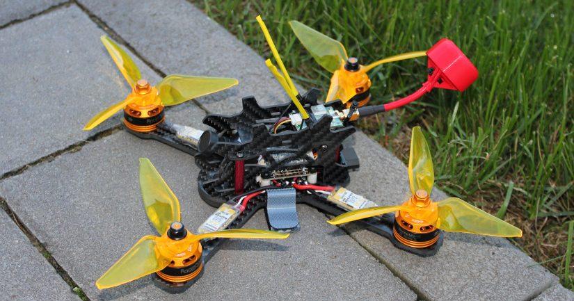 Rammus 200 FPV Racing Drone