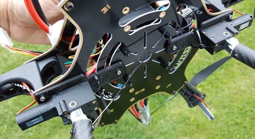 Tarot TL65B44 Landegestell am H550 Hexakopter Frame