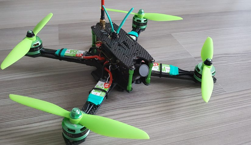 AMAXinno H6 250mm FPV Racing Drone