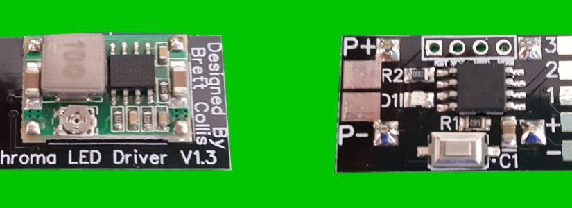 Chroma LED Driver Board