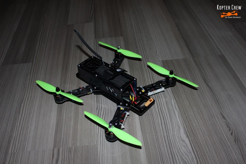 Nighthawk 250 FPV Racer