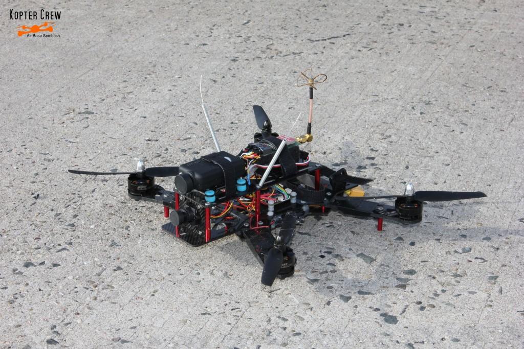 Nighthawk 250 FPV