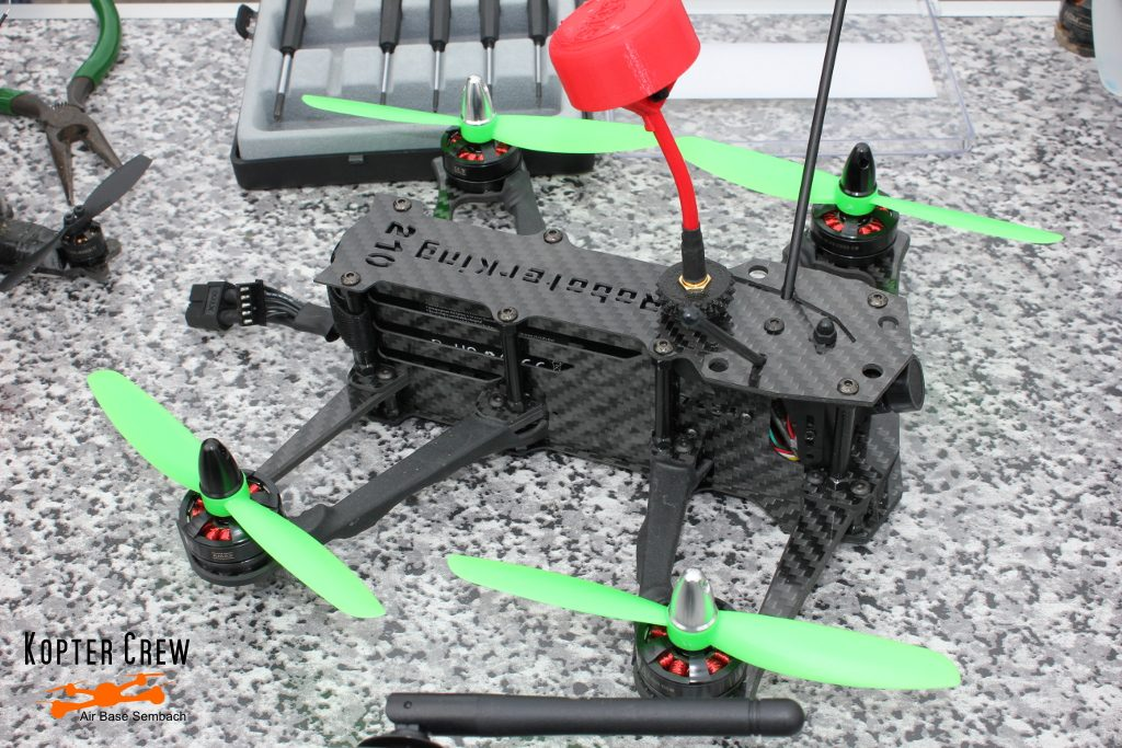 Roboterking 210 FPV Racer Power Version