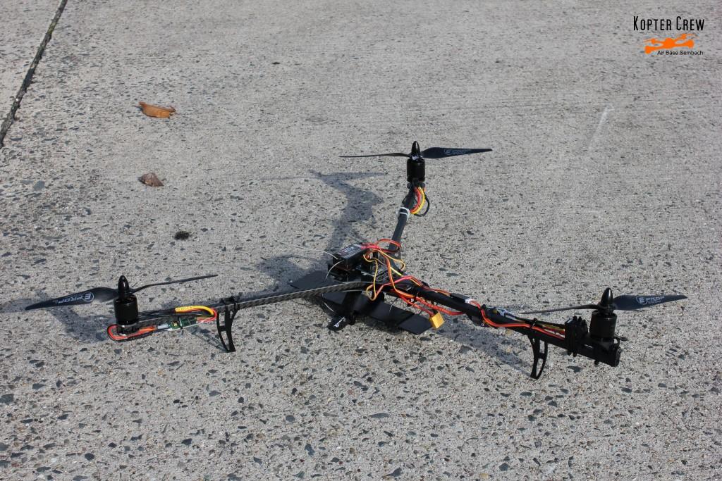 Tricopter v3
