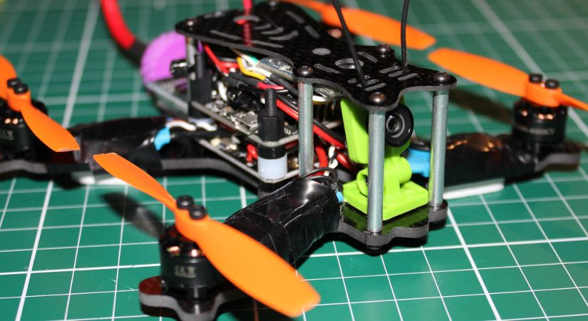 Mini FPV Racer – Deformation Insects 130mm