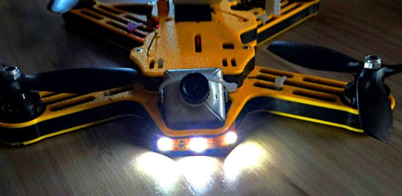Der unzerstörbare Gravity 250 FPV Racer