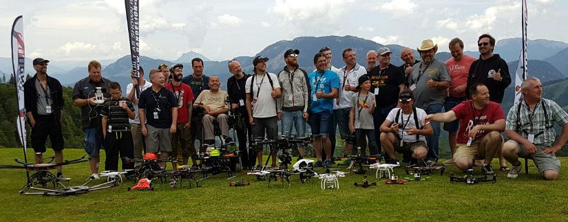 2. Internationales Coptertreffen in Tirol