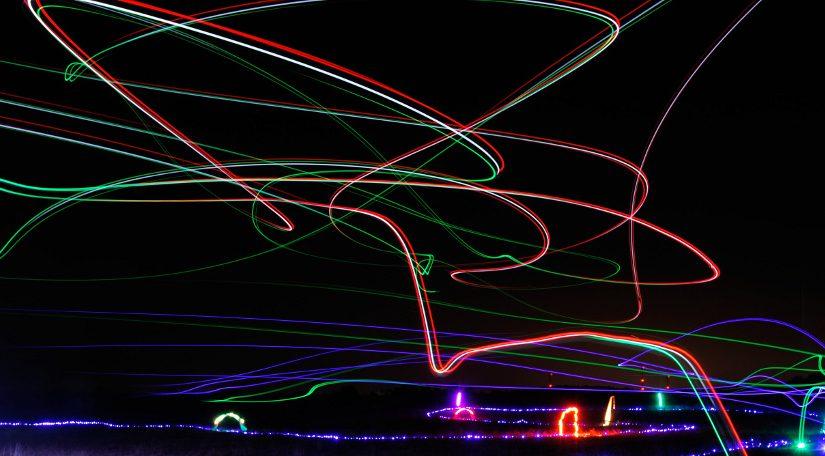 Nachtflugspektakel – Multikopter und FPV Racing Treffen in Sembach