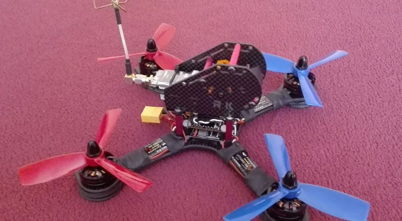 Roboterking X195 Frame – FPV Racer