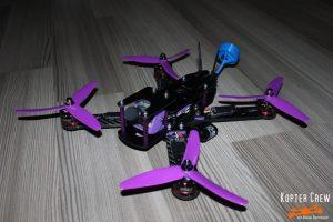 Purple Beast X245