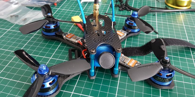 AMAXinno H4 180mm FPV Racing Drone