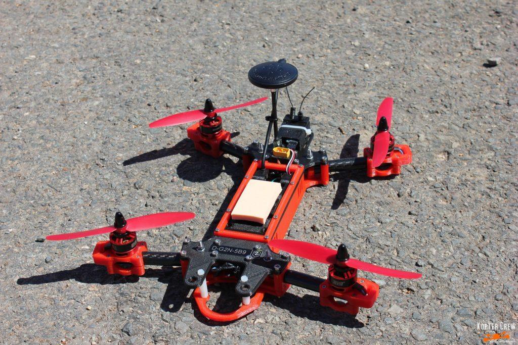FireFly FPV Racer 3D Print