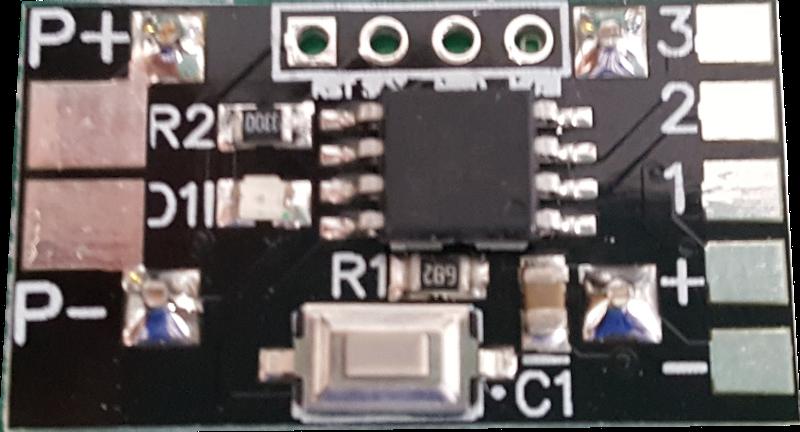 Chroma LED Controller Anschlüsse