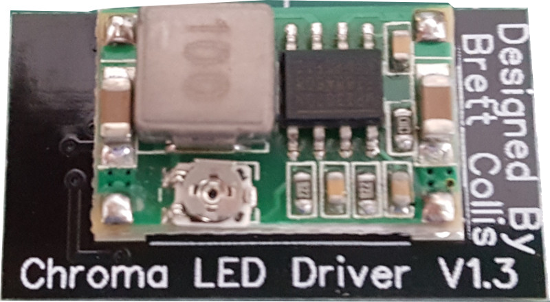 Chroma LED Controller StepDown